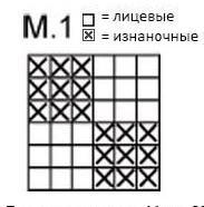 БЕРЕТ И ШАРФ Вязание спицами схема
