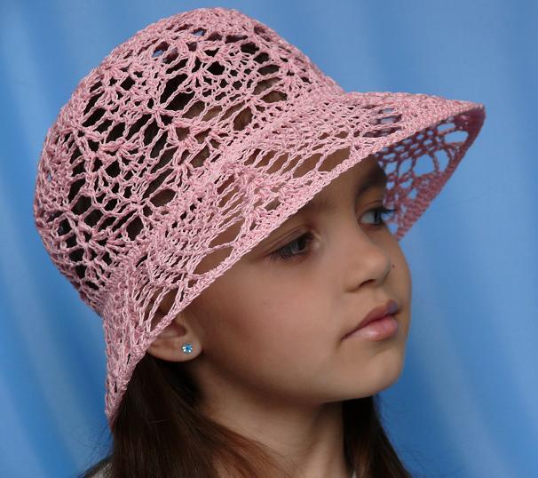 Схемы и модели для вязанных шапочек