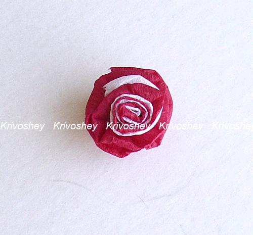 Декоративные шары из роз.