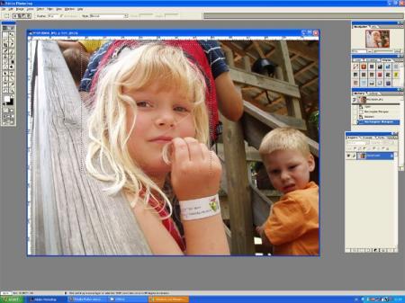 Обработать фото в фотошопе интерьера