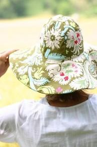 шляпа пэчворк