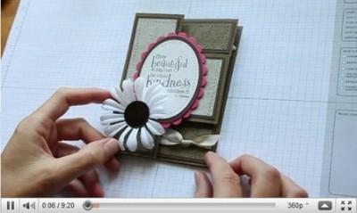 Видео мастер - классы по открыткам