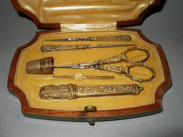 золото рукоделие