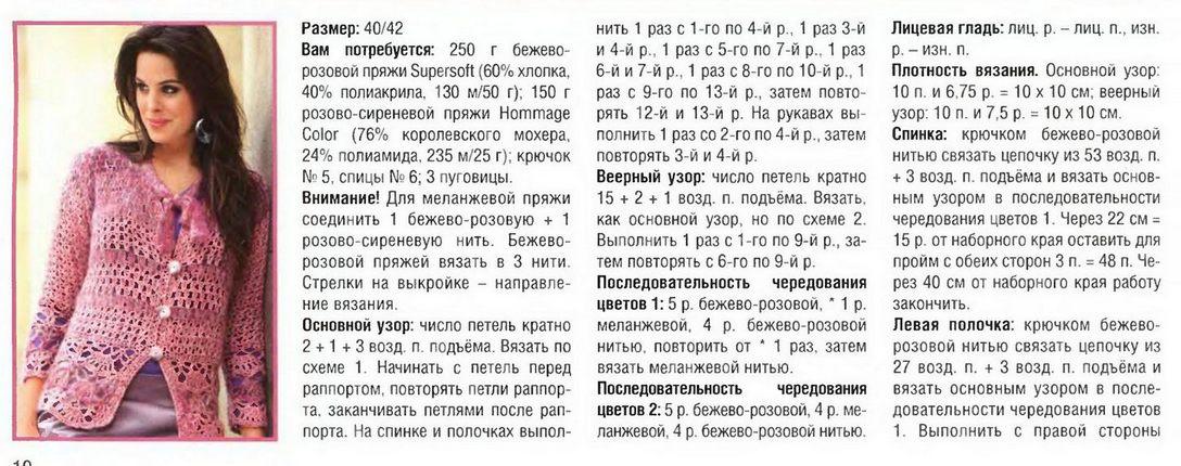 Вязание спиц схемы описание пряжа меланжевой пряжи