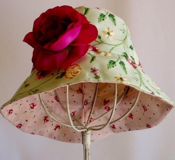 Шьем шляпы выкройки