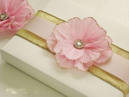 Гофрированный цветок
