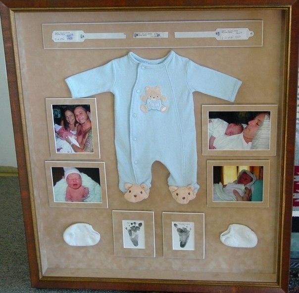 Панно для новорожденного