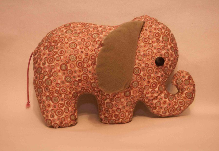 Мягкий слоник