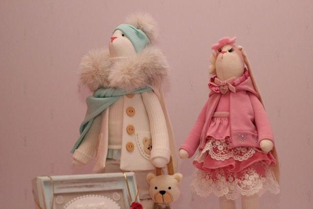Пошить куклы тильды