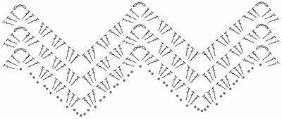 Схема волна крючком
