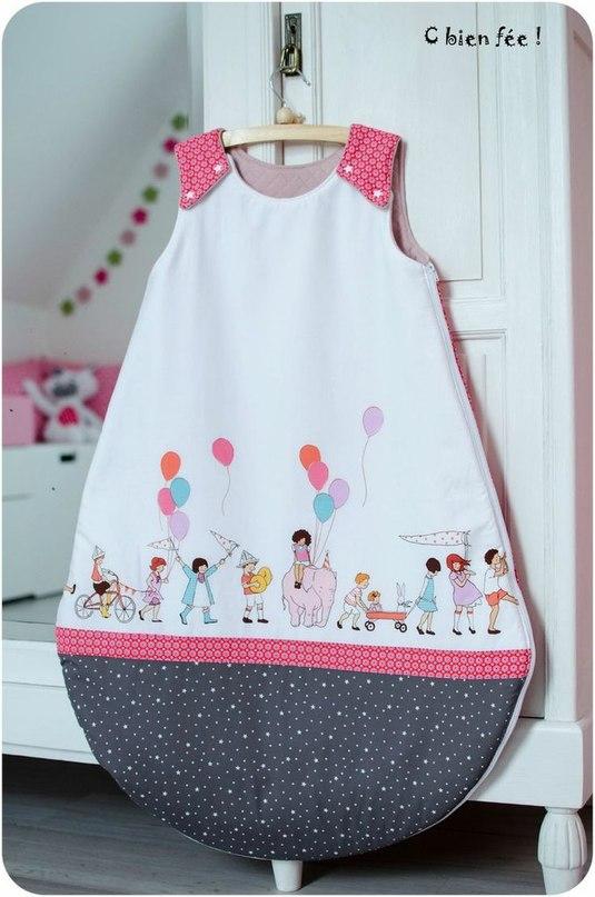 спальный мешок для малыша