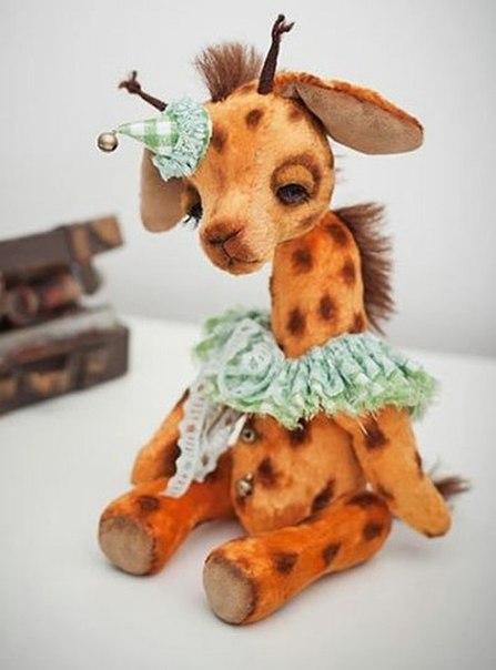 игрушка жираф