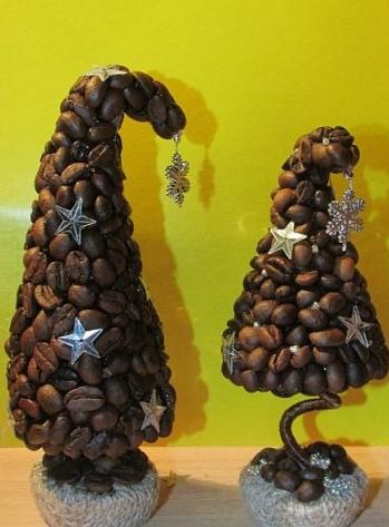 кофейные елочки
