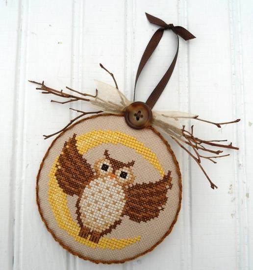 подвеска сова