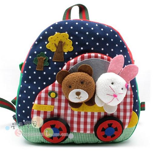 Выкройка рюкзака и мастер-класс по пошиву - Поделки. Игрушки. Шьем сами - Выкройки для детей - Каталог статей - Выкройки для детей, детская мода