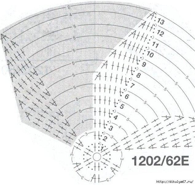 схема новогодних шаров