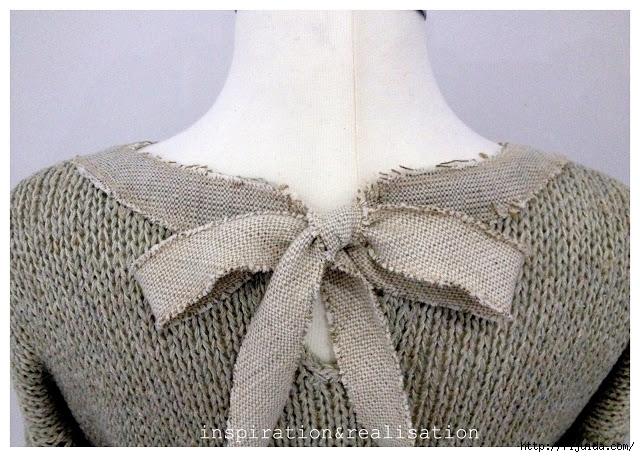 декор свитера