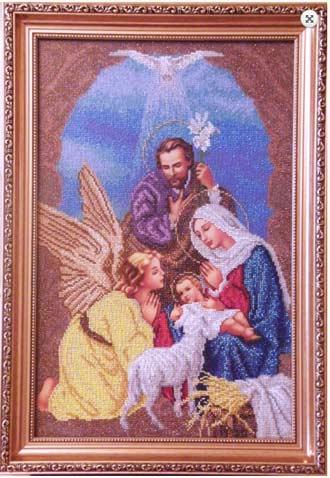 картина рождественская